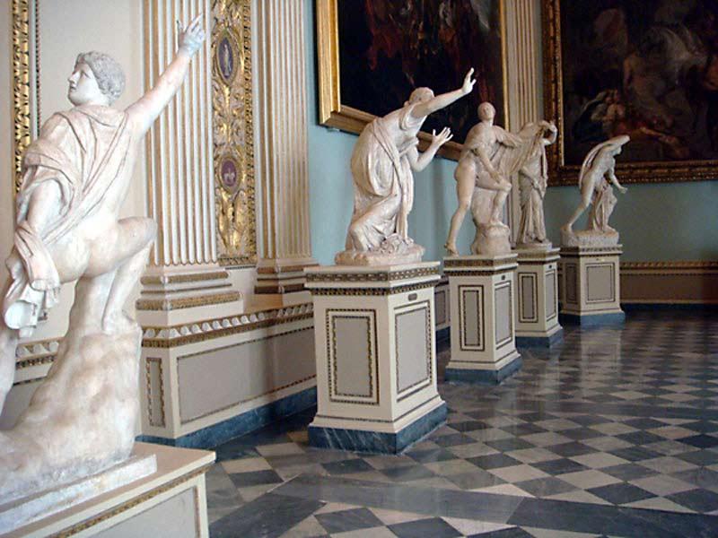 Галерея Уффици – Флоренции Италия
