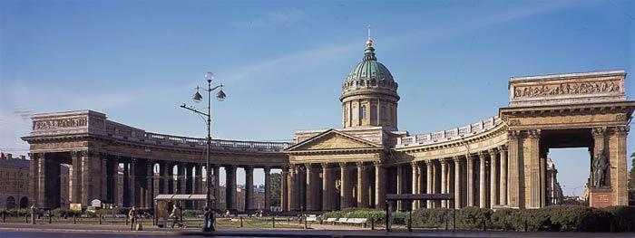питер казанский собор фото